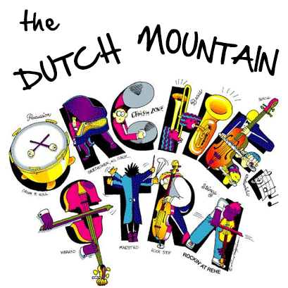 The Dutch Mountain Orchestra -  album